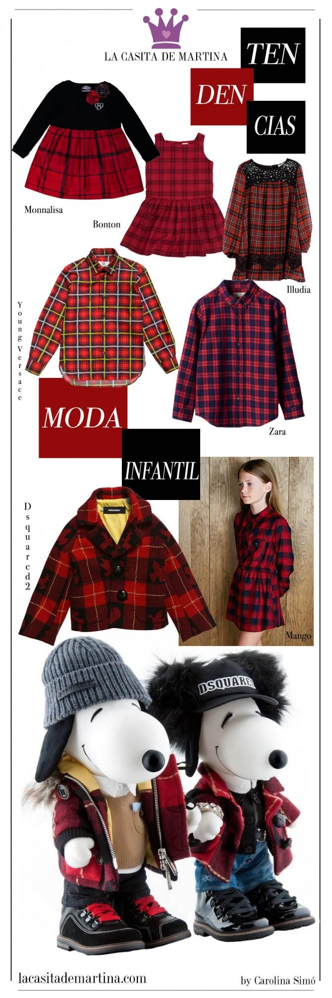 Tendencias Moda Infantil, Zara Kids, Bonton, H&M, Blog Moda Infantil, La casita de Martina