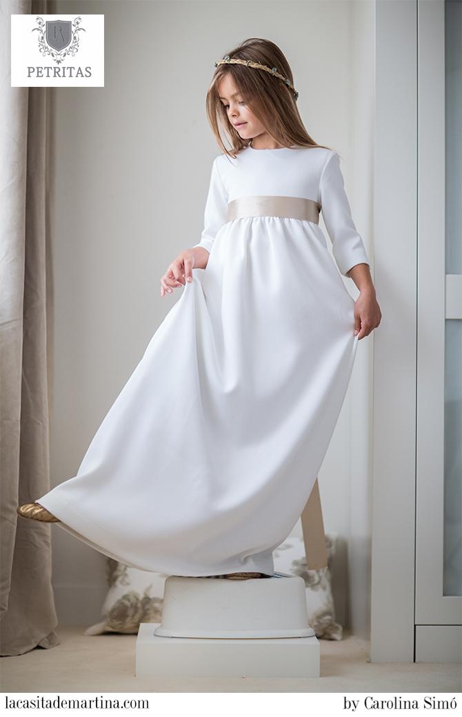 Trajes Comunión, Petritas, Vestidos Comunión niña, Blog Moda Infantil, La casita de Martina, 5