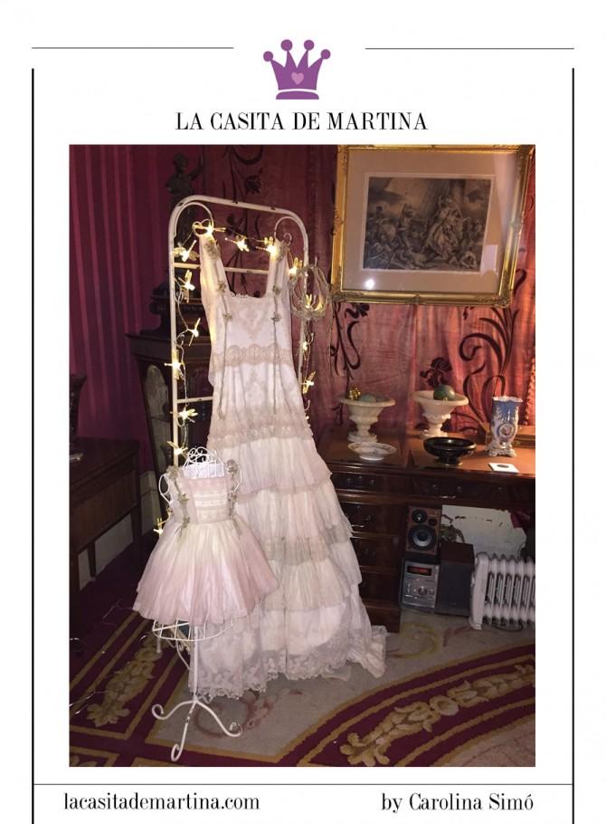 Larrana moda infantil, Blog Moda Infantil, Evento Larrana 2015, Vestidos Larrana, 1