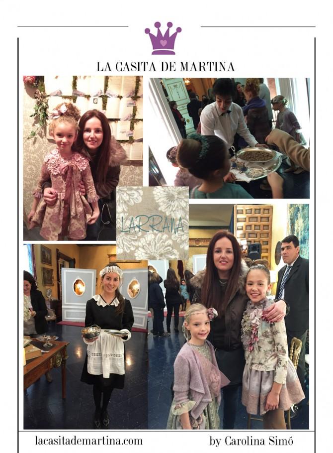 Larrana moda infantil, Blog Moda Infantil, Evento Larrana 2015, Vestidos Larrana, 7