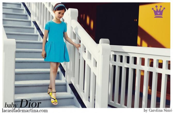 Moda Infantil, Baby DIOR, Blog Moda Infantil, Blog Moda Bebé, La casita de Martina, 5