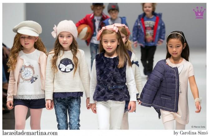 Moda Infantil, FIMI, BIMBALINA moda infantil, Blog Moda Infantil, Moda niños, La casita de Martina, 2