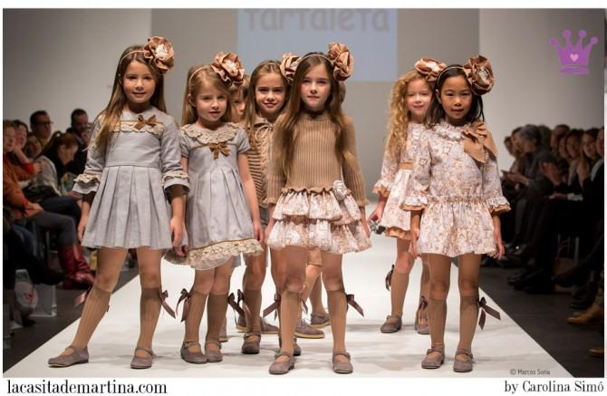 Moda Infantil, TARTALETA Moda infantil, Blog Moda Infantil, moda niños, La casita de Martina