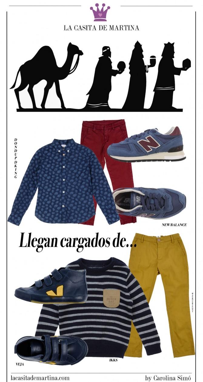 Moda infantil, La casita de Martina, Blog Moda Infantil, Blog Moda Bebe, Carolina Simo, New Balance