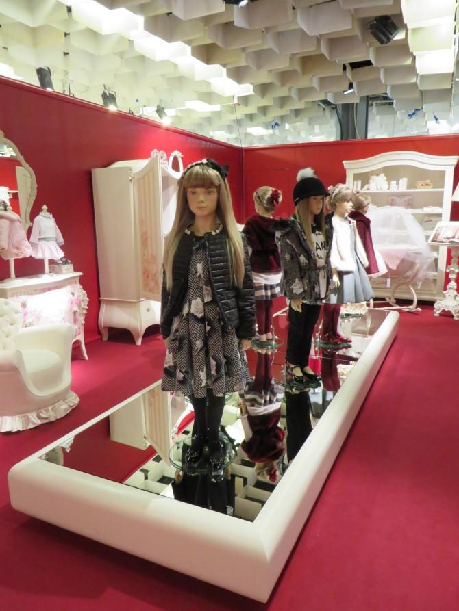Monnalisa chic, Blog Moda Infantil,  Pitti Bimbo, Moda infantil,  La casita de Martina, 1