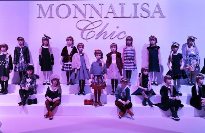 Monnalisa chic, Blog Moda Infantil,  Pitti Bimbo, Moda infantil,  La casita de Martina