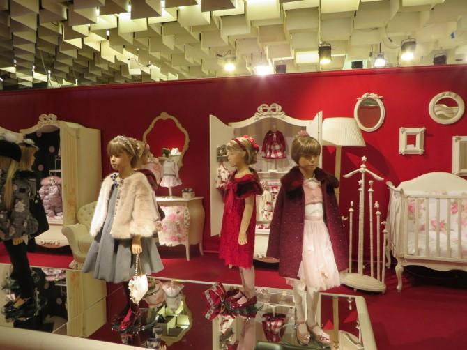 Monnalisa kids,  Pitti Bimbo, Moda infantil,   La casita de Martina