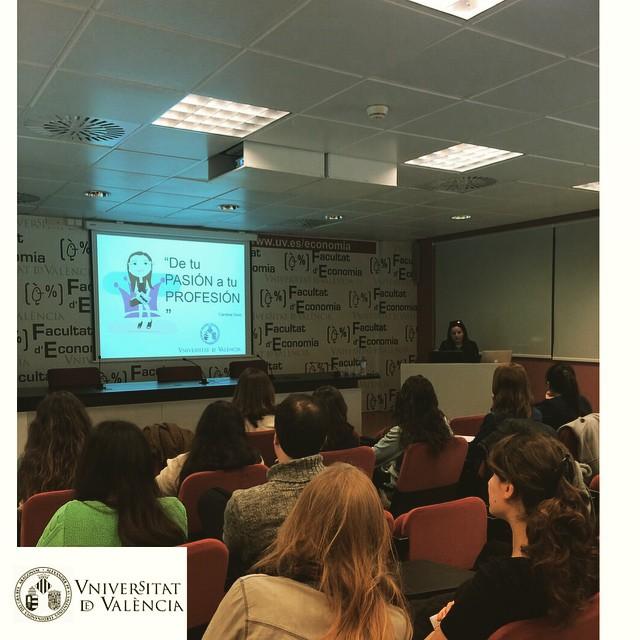 Universidad de Valencia, Master marketing e investigación de mercados, Blog Moda Infantil, La casita de Martina