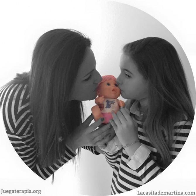 Juegaterapia, baby pelones, beso pelón, Blog Moda Infantil, La casita de Martina