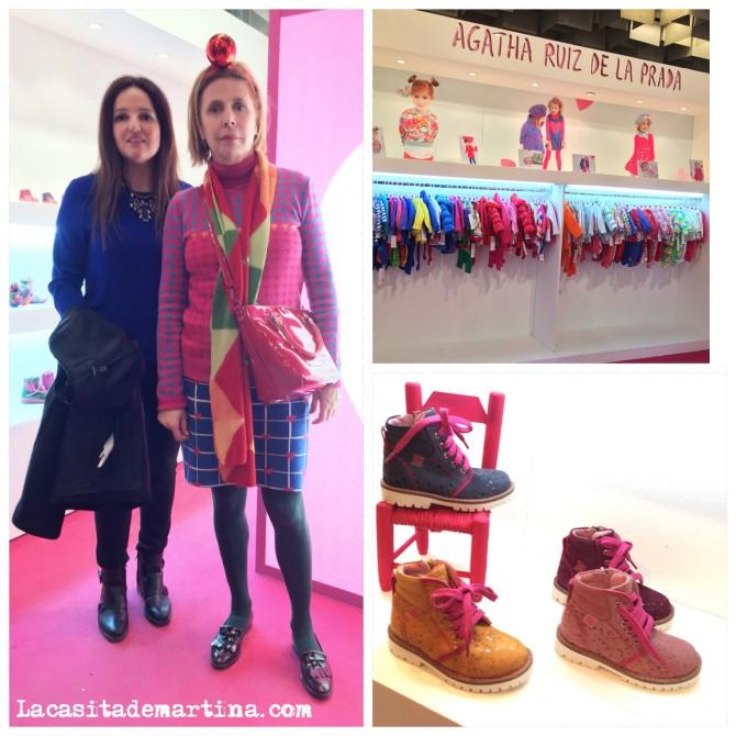 Agatha Ruiz de la Prada, Pitti Bimbo, Moda Infantil, Blog Moda Infantil, La casita de Martina, Carolina Simó