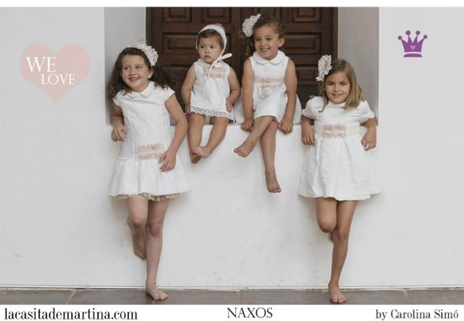 Blog Moda Infantil, Vestidos para niñas, Ropa Niños, La casita de Martina, Moda Infantil verano