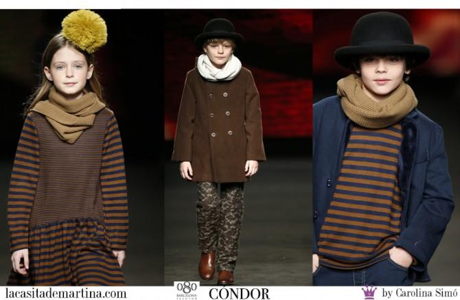 Cóndor Moda Infantil, 080 Barcelona Fashion, La casita de Martina, Blog Moda Infantil, 2