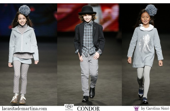 Cóndor Moda Infantil, 080 Barcelona Fashion, La casita de Martina, Blog Moda Infantil