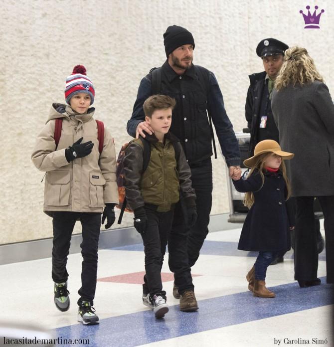 Harper Seven Beckham, NY fashion Week, Moda Infantil, La casita de Martina, Blog Moda Infantil