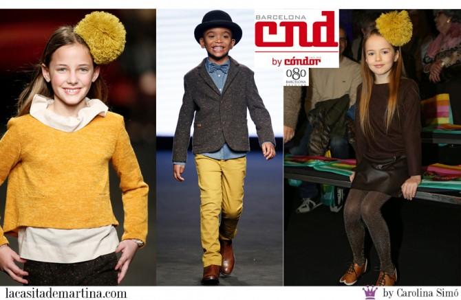 Kristina Pimenova, Cóndor Moda Infantil, 080 Barcelona Fashion, La casita de Martina, Blog Moda Infantil