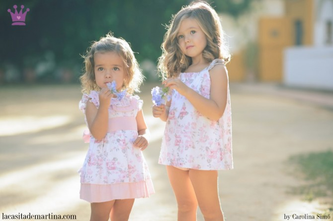 La Ormiga moda infantil, Blog Moda Infantil, La casita de Martina, Ropa Niños verano 2015