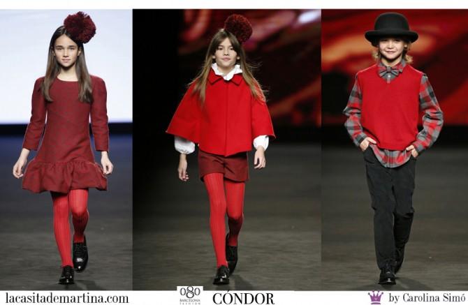 Moda Niños, Cóndor Moda Infantil, 080 Barcelona Fashion, La casita de Martina, Blog Moda Infantil, 3