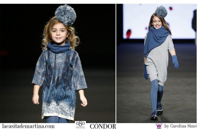 Moda Niños, Cóndor Moda Infantil, 080 Barcelona Fashion, La casita de Martina, Blog Moda Infantil
