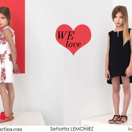 seorita lemoniez blog moda infantil vestidos para nias ropa nios la casita