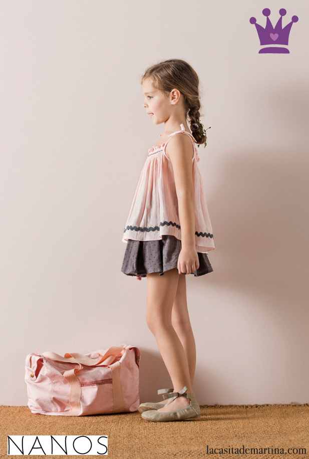 colecci n primavera verano 2015 de nanos moda infantil