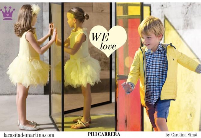Pili Carrera moda infantil, Blog Moda Infantil, Margarite moda, Vestidos para niñas, Ropa Niños, La casita de Martina, Moda Infantil verano