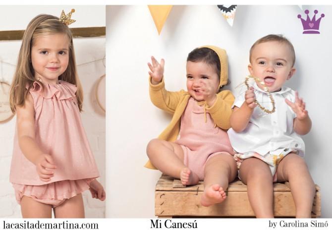 Blog Moda Infantil, Mi canesú Moda Infantil, Blog Moda Bebé, La casita de Martina, Carolina Simó