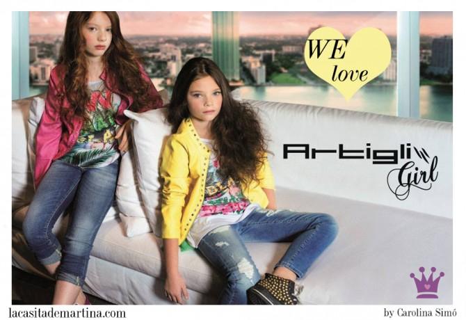 Artigli Girl moda infantil, Blog Moda Infantil, Vestidos para niñas, Ropa Niños, La casita de Martina, Moda Infantil verano