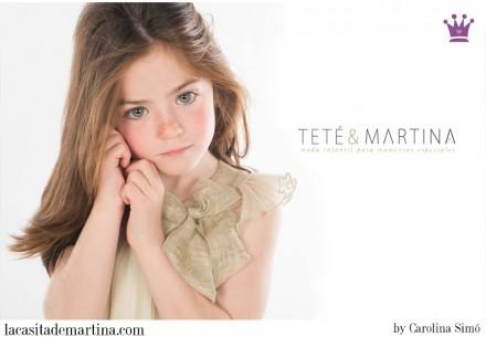 Blog Moda Infantil, Tete & Martina, Moda Niños, Vestidos ceremonia niñas, La casita de Martina