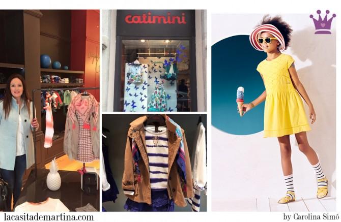 Catimini, Moda Infantil, La casita de Martina, Carolina Simo, Blog Moda Infantil
