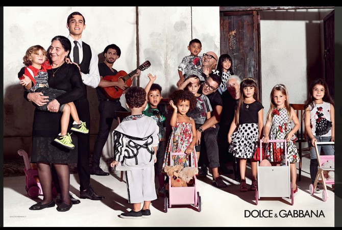 Dolce & Gabanna, Milán, Moda Infantil, La casita de Martina, Blog Moda Infantil, 2