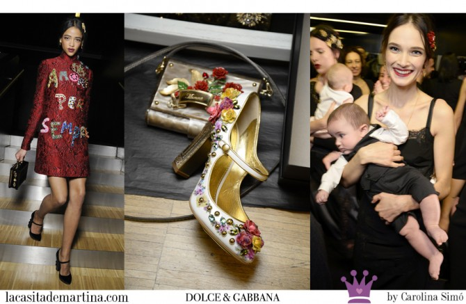Dolce & Gabanna, Milán, Moda Infantil, La casita de Martina, Blog Moda Infantil, 6