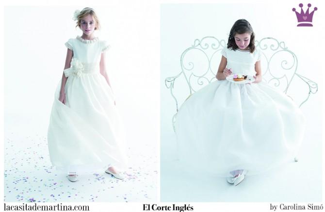trajes comunin el corte ingls vestidos comunin el corte ingls blog de moda infantil