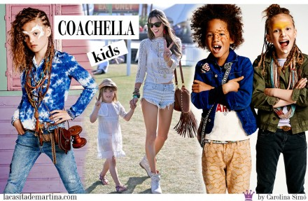 Coachella, moda infantil, Blog Moda Infantil, La casita de Martina, Carolina Simo