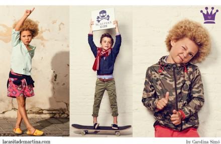 Scalpers, Moda Infantil, Ropa Niños, Camisas Scalpers, Blog de Moda Infantil