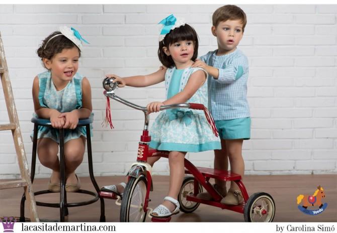 moda infantil yoedu