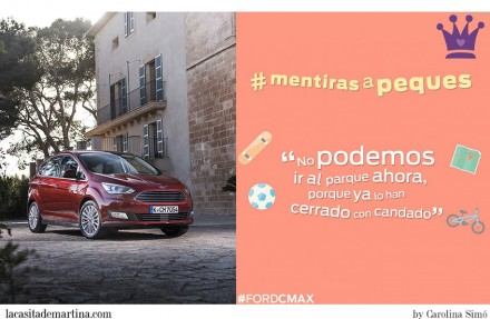 Ford C-MAX, Coches Familiares, Monovolúmenes, Blog Moda Infantil