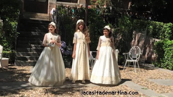 MERCEDES DE ALBA, Trajes de Comunión, Vestidos Comunión, Blog de Moda Infantil, Carolina Simo, La casita de Martina