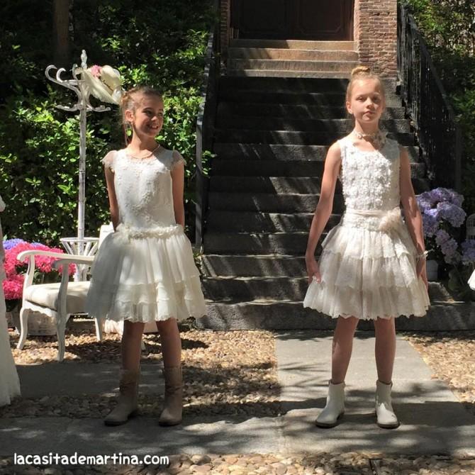 NELLY BIESEMANS, Trajes de Comunión, Vestidos Comunión, Blog de Moda Infantil, Carolina Simo, La casita de Martina