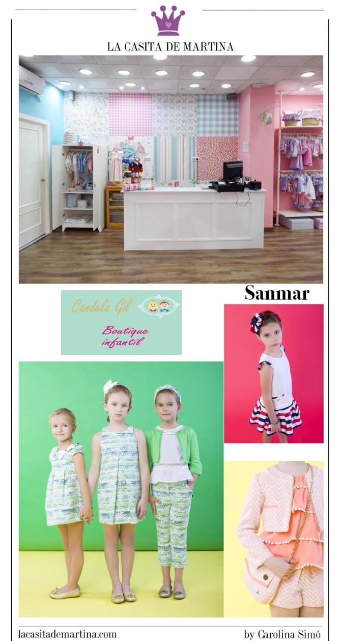 Sanmar, Tiendas moda infantil Sevilla, Boutique Candela Gil, Tienda Moda Niños, Blog de Moda Infantil