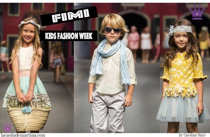 Fimi Moda Infantil, Moda Niños Verano 2016, Fashion Kids, Tendencia moda verano 2016