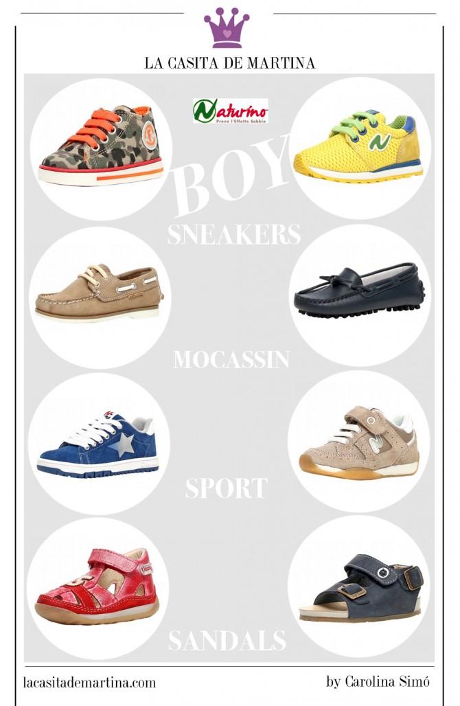 4 Naturino Shoes, Calzado Infantil, Blog de Moda Infantil, La casita de Martina