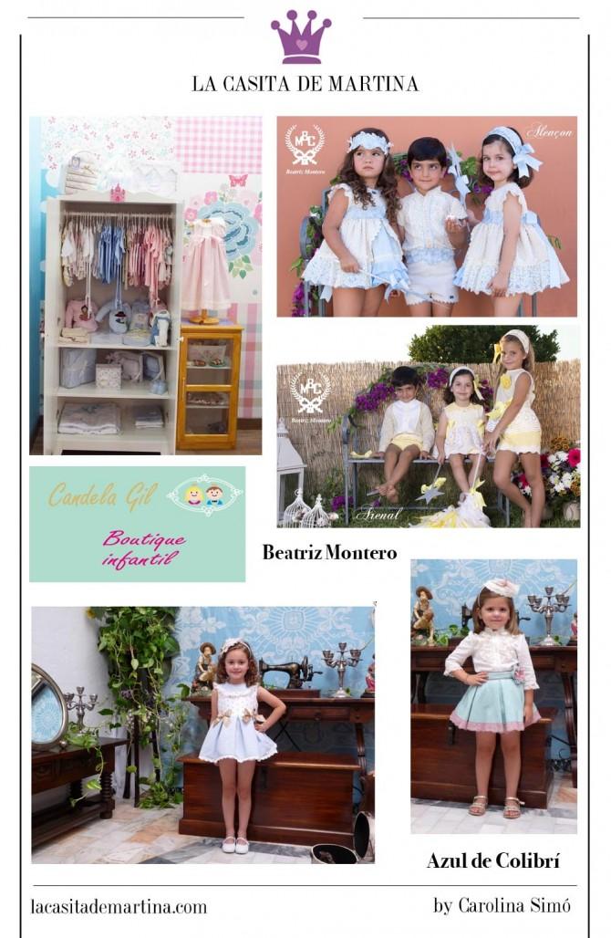 Beatriz Montero Moda Infantil, Tiendas moda infantil Sevilla, Boutique Candela Gil, Tienda Moda Niños, Blog de Moda Infantil