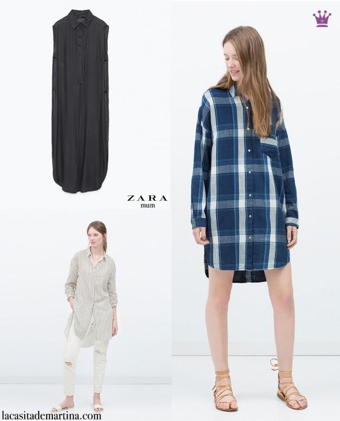 Zara premamá, Moda Embarazada, Tendencias moda premamá, La casita de Martina, Carolina Simo