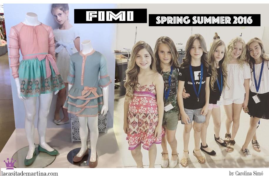 Fimi Moda Infantil, Pilar Batanero Moda, Blog Moda Infantil, Moda Niños Verano 2016