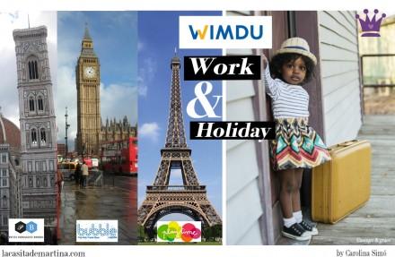 Wimdu, Alquiler vacacional, Apartamentos Paris, Apartamentos Londres, Viajes con niños, Blog Moda Infantil