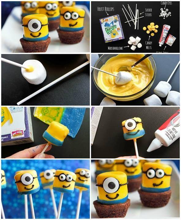 Tips para organizar una fiesta infantil de los minions - Plantillas de decoracion ...
