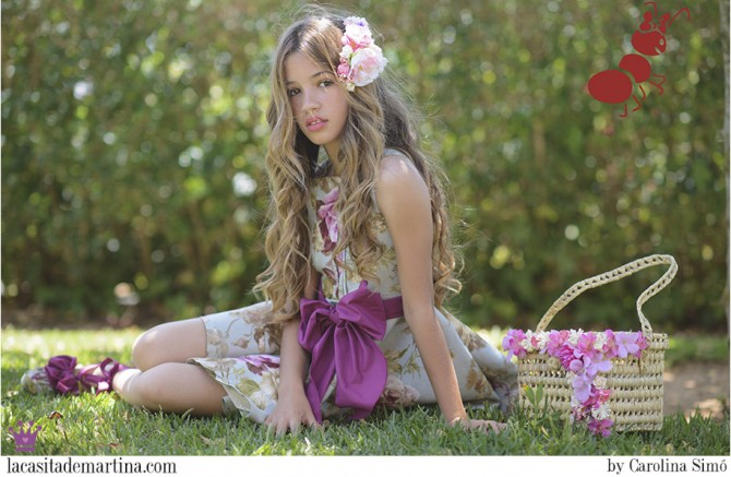 La Ormiga moda infantil, ropa niños verano 2016, Blog Moda Infantil, La casita de Martina, Moda Niños