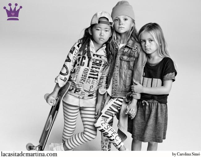 Blog Moda Infantil, Gap Kids, Ellen DeGeneres, Moda Niños, Moda Infantil, La casita de Martina