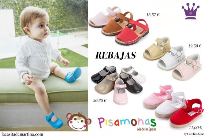 Calzado Infantil, Pepitos para niñas, Pisamonas, Blog Moda Infantil, La casita de Martina