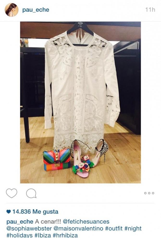 Instagram Paula Echevarría, Paula Echevarría en Ibiza, Marca bikini Daniella Bustamante, Blog de Moda Infantil, La casita de Martina, Carolina Simó, 3
